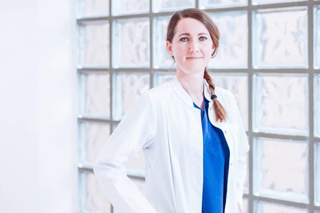 Ärzteportrait in der Eifelklinik St. Brigida in Simmerath - Foto: Fotograferei