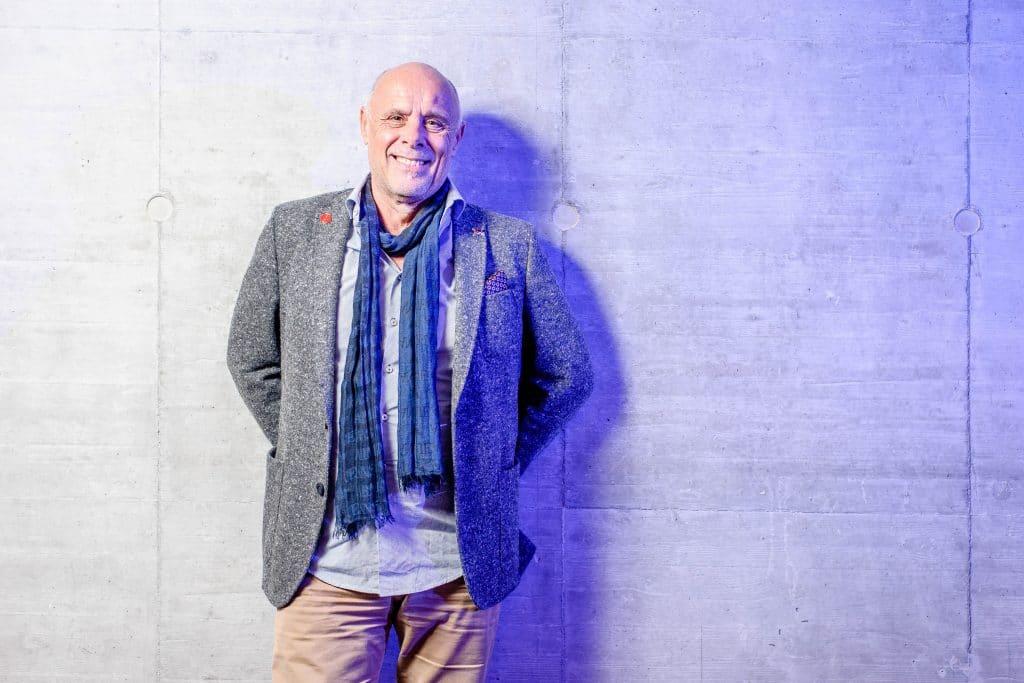 Portrait von Harald A. Summa, Geschäftsführer des Internet-Knoten Betreibers DE-CIX (Deutsche Commercial Internet Exchange) in Frankfurt am Main, am Mittwoch den 05.02.2020FOTO: FOTOGRAFEREI