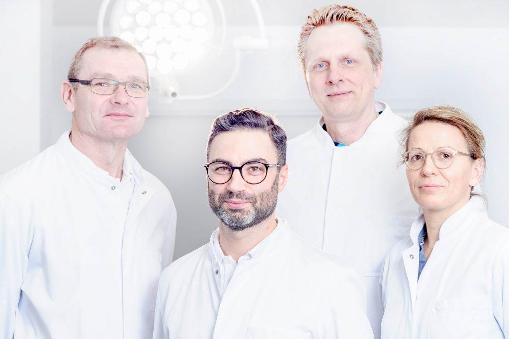 Ärzteportraits in der Klinik Lilienthal - Foto: Fotograferei